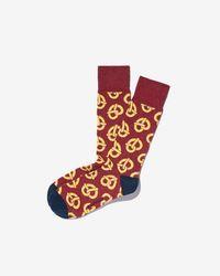 Express - Pretzels Dress Socks - Lyst