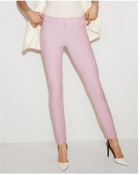 Express - Mid Rise Extreme Stretch Skinny Pant - Lyst