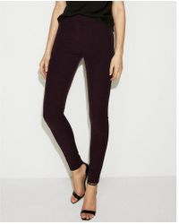 Express - High Waisted Skinny Pant - Lyst