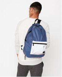Express - Reflective Nylon Backpack - Lyst