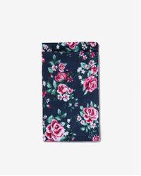 Express - Floral Pocket Square - Lyst