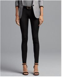 Express - Mid Rise Pull-on Leggings - Lyst