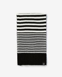 Express - Feeder Stripe Scarf - Lyst