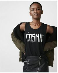 Express - Cosmic Graphic Tank - Lyst