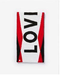 Express - Love Knit Oblong Scarf - Lyst