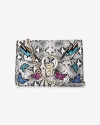 Express | Butterfly Bolt O-ring Shoulder Bag | Lyst