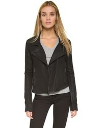 Benjamin Jay - Raider Jacket - Black Wax - Lyst