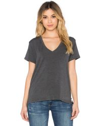 Regalect - Barry V Neck Tee - Lyst