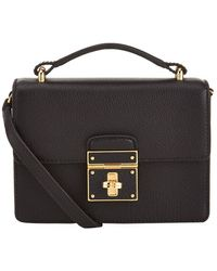 Dolce & Gabbana Small Rosalia Shoulder Bag - Lyst