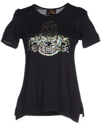 Vivienne Westwood Anglomania T-Shirt - Lyst