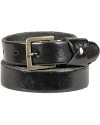 Pomandère Leather Belt - Lyst