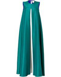 Roksanda Ilincic Cotton-silk-wool Rada Dress - Lyst