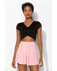 Pins And Needles - Soft Flare Short - Lyst
