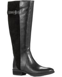 Sam Edelman Patton Riding Boots - Lyst