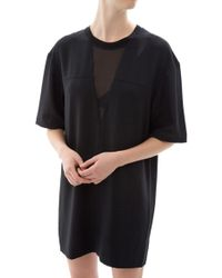 IRO Heloise Dress black - Lyst