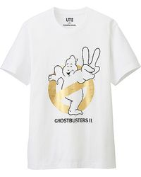 Uniqlo American Movie Graphic T-Shirt (Ghostbusters) - Lyst