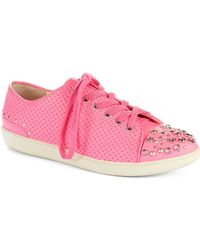Boutique 9 | Katelyn Studded Sneakers | Lyst