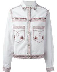 Etoile Isabel Marant 'Abril' Jacket - Lyst
