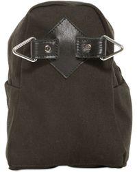 Kris Van Assche Eastpak - Canvas Shoulder Bag - Lyst