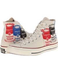 Converse Chuck Taylor® All Star® '70 Andy Warhol Hi - Lyst