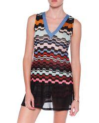 Missoni Copricost Dress - Lyst