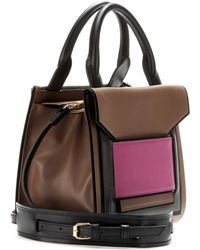 Pierre Hardy Leather Tote - Lyst
