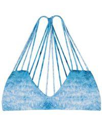 Mikoh Swimwear | Banyans Top | Lyst