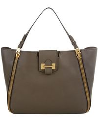 Tom Ford Sedgwick Tote - Brown