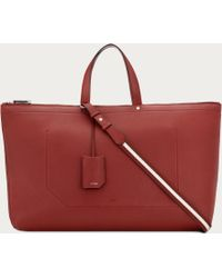 Bally Ssime Large - Red