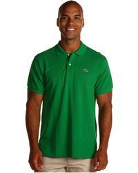 Lacoste L1212 Classic Pique Polo Shirt - Lyst
