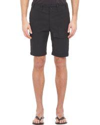 Ralph Lauren Black Label - Cargo-Pocket Shorts - Lyst