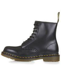 Topshop Dr. Martens Originals 1460 Boots - Lyst