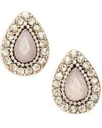 Samantha Wills - 'endless Love' Stud Earrings - Lilac - Lyst