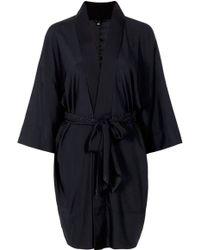 3.1 Phillip Lim Kimono Robe - Lyst