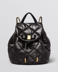 Ferragamo Backpack - Giuliette - Lyst
