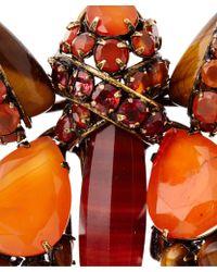 Iradj Moini - Orange Tiger Butterfly Brooch - Lyst