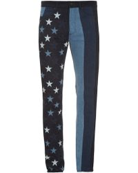 Givenchy | Flag Cuban-fit Jeans | Lyst