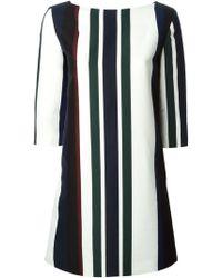 Marni Striped Dress - Lyst