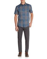 Calvin Klein | Slim-straight Five-pocket Jeans | Lyst