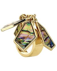 Rose Pierre - Sunset Tides Ring - Lyst