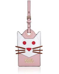 Karl Lagerfeld | Hang Tag Small Choupette | Lyst