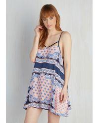 MINKPINK - Comfort Of Your Haute Nightgown - Lyst