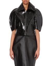 Junya Watanabe Structured-Shoulder Jacket - For Women black - Lyst