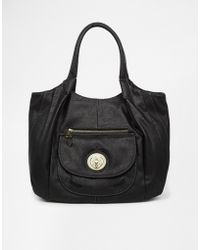 Nica - Slouchy Shoulder Bag - Lyst