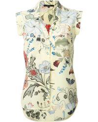 Gucci 'Flora' By Kris Knight Shirt - Lyst
