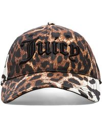 Juicy Couture - Natural Baseball Cap in Brown - Lyst