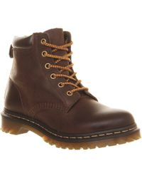Dr. Martens 6 Eye Hiker Boot - Lyst