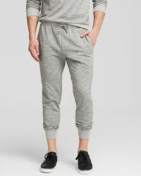 Theory Moris Pnc Terry Sweatpants - Bloomingdale'S Exclusive - Lyst