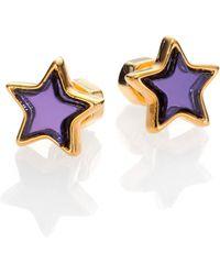 Marc By Marc Jacobs Star Stud Earrings - Lyst