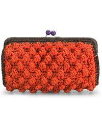 M Missoni - Womens Borsa A Mano Clutch Bag - Lyst